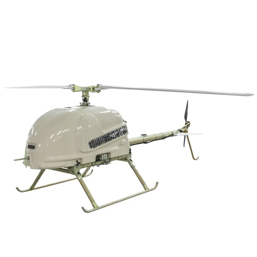 UAV Helicopter UVH-290R - UAVOS - Unmanned Systems Development