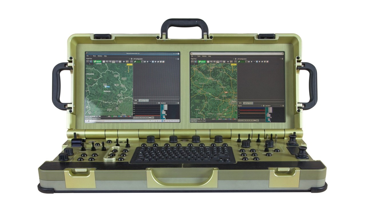 Portable Ground Control Station (PGCS)